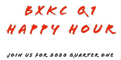 BXKC Q1 Happy Hour tickets