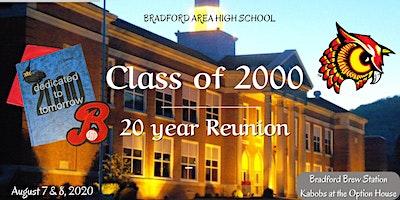 BAHS Class of 2000 Reunion Dinner