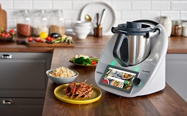 Thermomix®COOKING CLASS  - CHICAGO,IL tickets