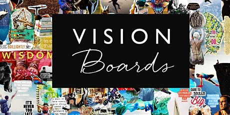 Building Your Vision with God-Centered Goals - Vision Board Session tickets