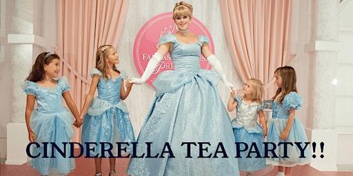 Cinderella Tea Party (Morning Tea)