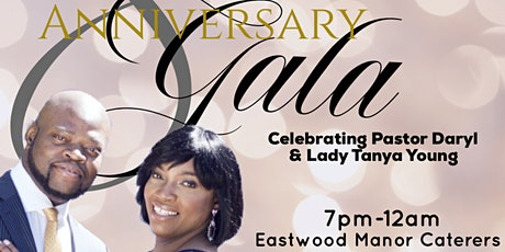 Pastoral Anniversary Gala tickets