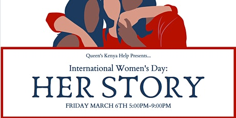 International Women's Day: Her Story tickets