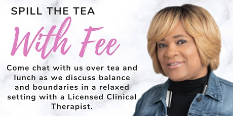 Spill the Tea with Fee tickets