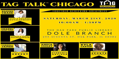Tag Talk Chicago tickets