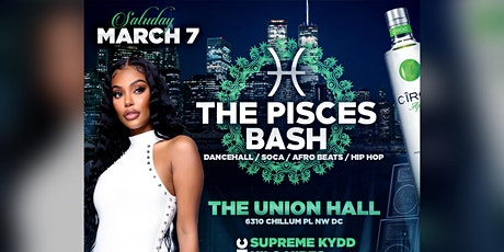 THE PISCES BASH tickets