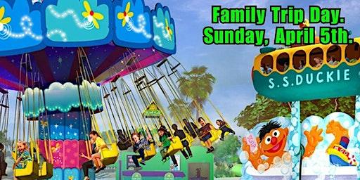 MCC Family Trip: Sesame Place (PA)