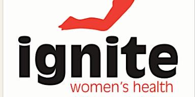 Ignite Women Health Expo - Kathy Cabarcas Energy Healing Practitioner