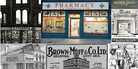 Bradford's Victorian Retailers tickets