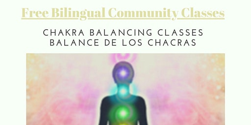 Free Community Chakra Balancing Classes