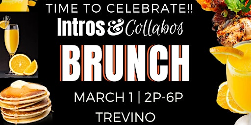 INTROS & COLLABOS | 3 YEAR ANNIVERSARY BRUNCH