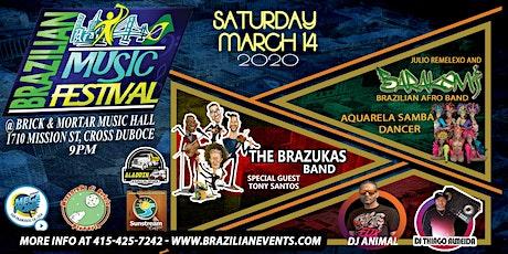 Brazilian Music Festival 2020 tickets