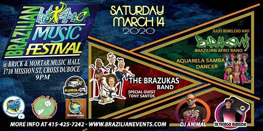Brazilian Music Festival 2020