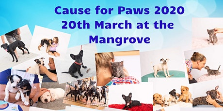 Cause For Paws tickets