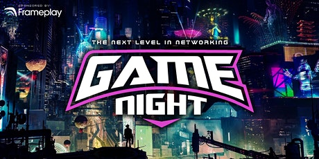 Game Night GDC Industry Mixer tickets