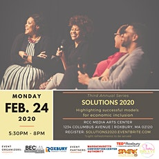 Solutions 2020: Third Annual Series tickets