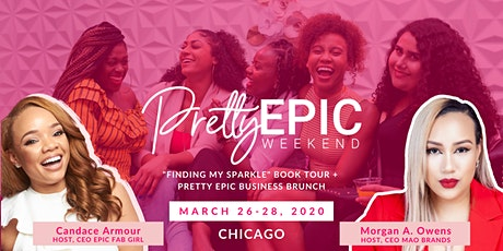 Finding My Sparkle Book Tour: Chicago tickets