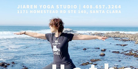 Morning Hatha Yoga Class with Heather tickets