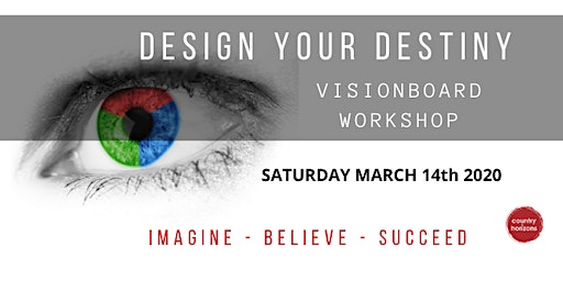 Visionboard Workshop - Design your Destiny