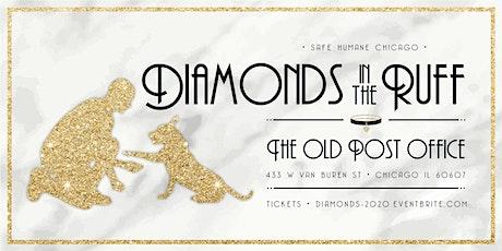 Diamonds in the Ruff 2020 tickets