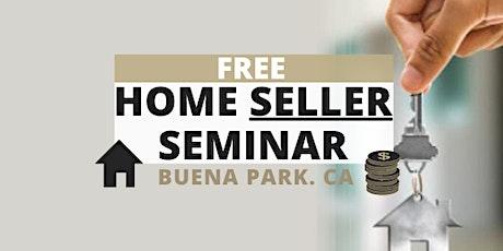 Free Home Seller Seminar tickets