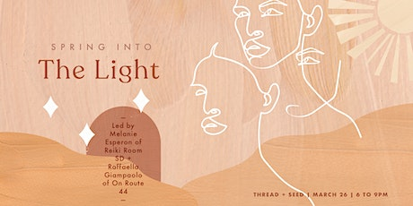 Spring Into the Light +*+*+* tickets