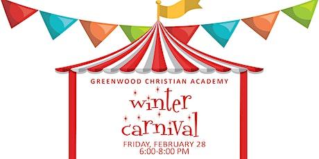 GCA Winter Carnival tickets