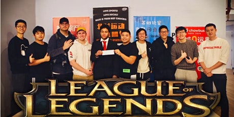 Gaming: League Of Legends Tournament tickets