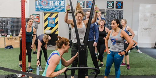 Project Row, Project Ski & Full Certification SPARTAN CROSSFIT March 14/15