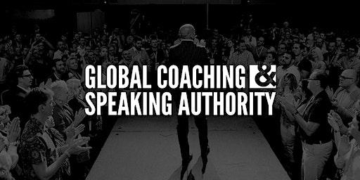 Sydney's Global Coaching & Speaking Authority Information Evening
