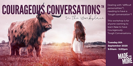 Courageous Conversations™  Masterclass tickets