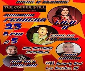 Risas Y Bebidas 02/23/2020 tickets
