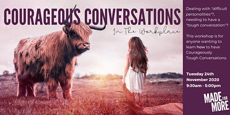 Courageous Conversations™  Masterclass 2021 tickets