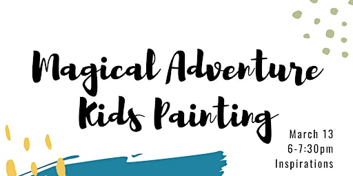 Magical Adventure | Kids Painting