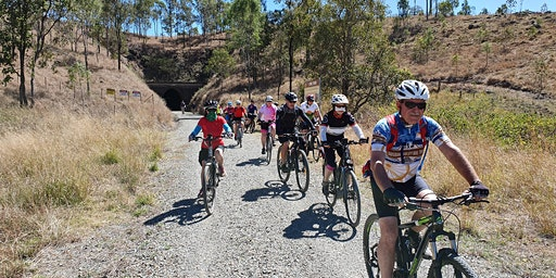 Brisbane Valley Rail Trail fully supported 3-Day Cycling Tour