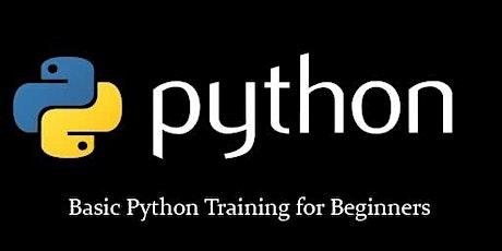MLH Basic Training: Intro to Python Skills for AI tickets