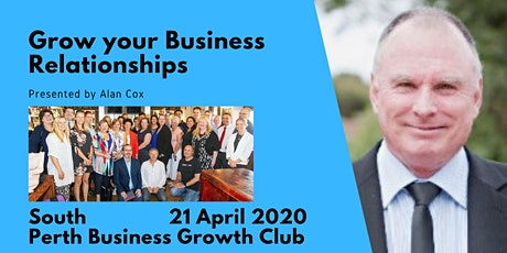 Grow your Business Relationships tickets