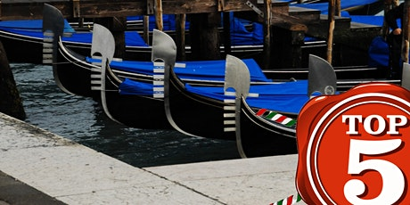 Giro in Gondola Venezia billets