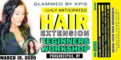 Hair Extension Workshop