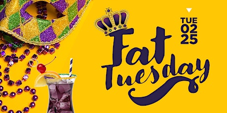 Fat Tuesday at Primetime! tickets