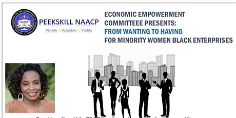 Minority, Woman , Black Enterprises: Get Certified-Get Ready! tickets