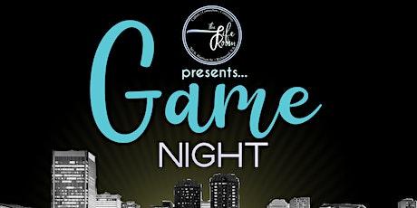 Community Game Night tickets