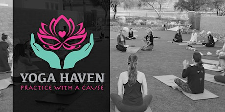 Practice with a Cause ~ Donation Yoga! tickets