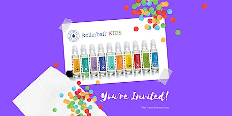 Rollerball Kids Make & Take Workshop tickets