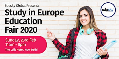 Edusky Europe Education Fair 2020