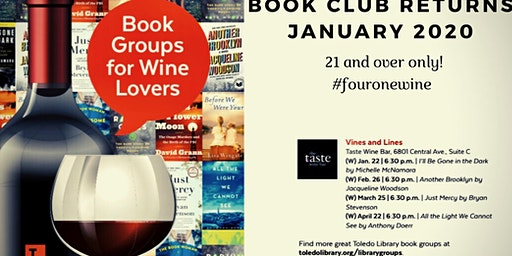 Vines and Lines Book Club