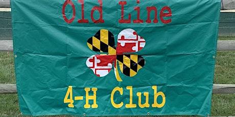 Old Line 4-H Club Cash Bingo! tickets