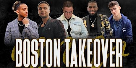 Boston Takeover tickets