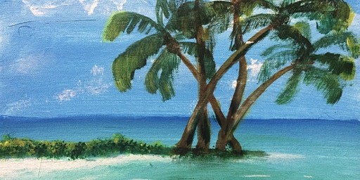 Acrylic Painting for Absolute Beginners Adult Workshop