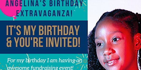 Angelina's Birthday Fundraiser tickets